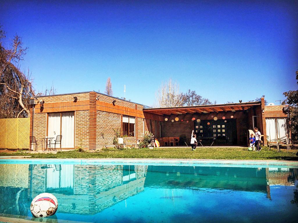 Casa H Proyecto vivienda Buin, Santiago Chile demo01 Arquitectura y Proyectos www.demo01.cl