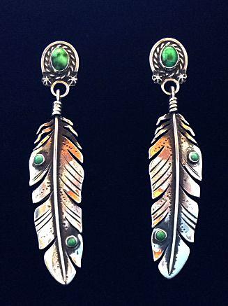 Boho Painted Jewelry Armoire