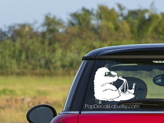 Niffler fantastic beasts and where to find them vinyl decal harry potter wall car macbook laptop sticker made in usa popdecalslab