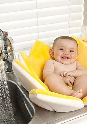 Blooming Bath Baby Bath Pillow: Blooming Bath