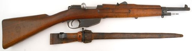 Dutch Mannlicher M1895 No  4 Bicycle Rifle, The Mannlicher Model