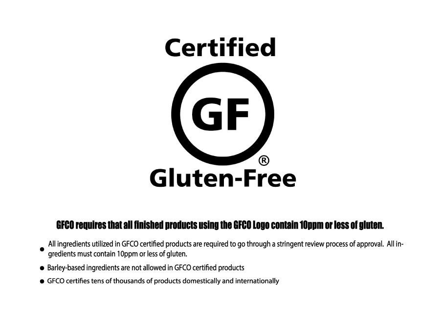 Why get GFCO certified? GF certification gives consumers