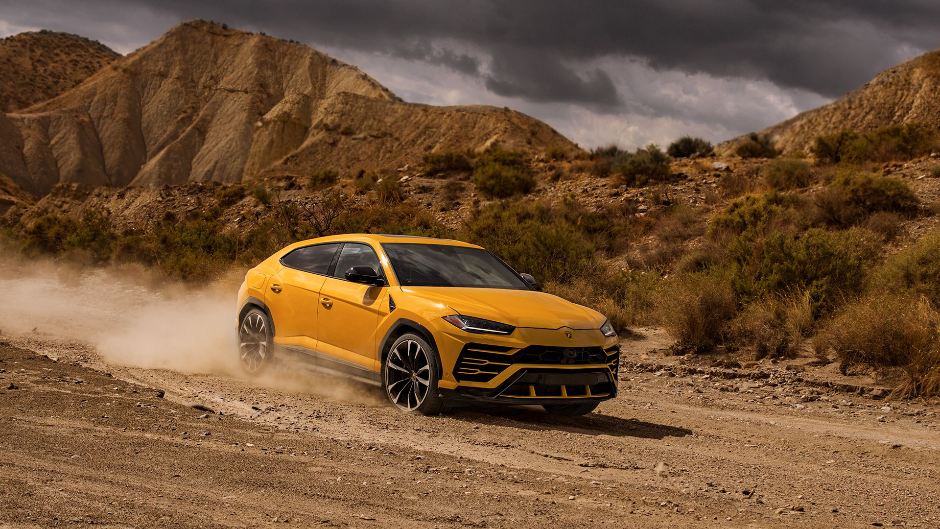 Urus Lamborghini: Technical Specifications, Performance (top Speed And  Acceleration), Design And