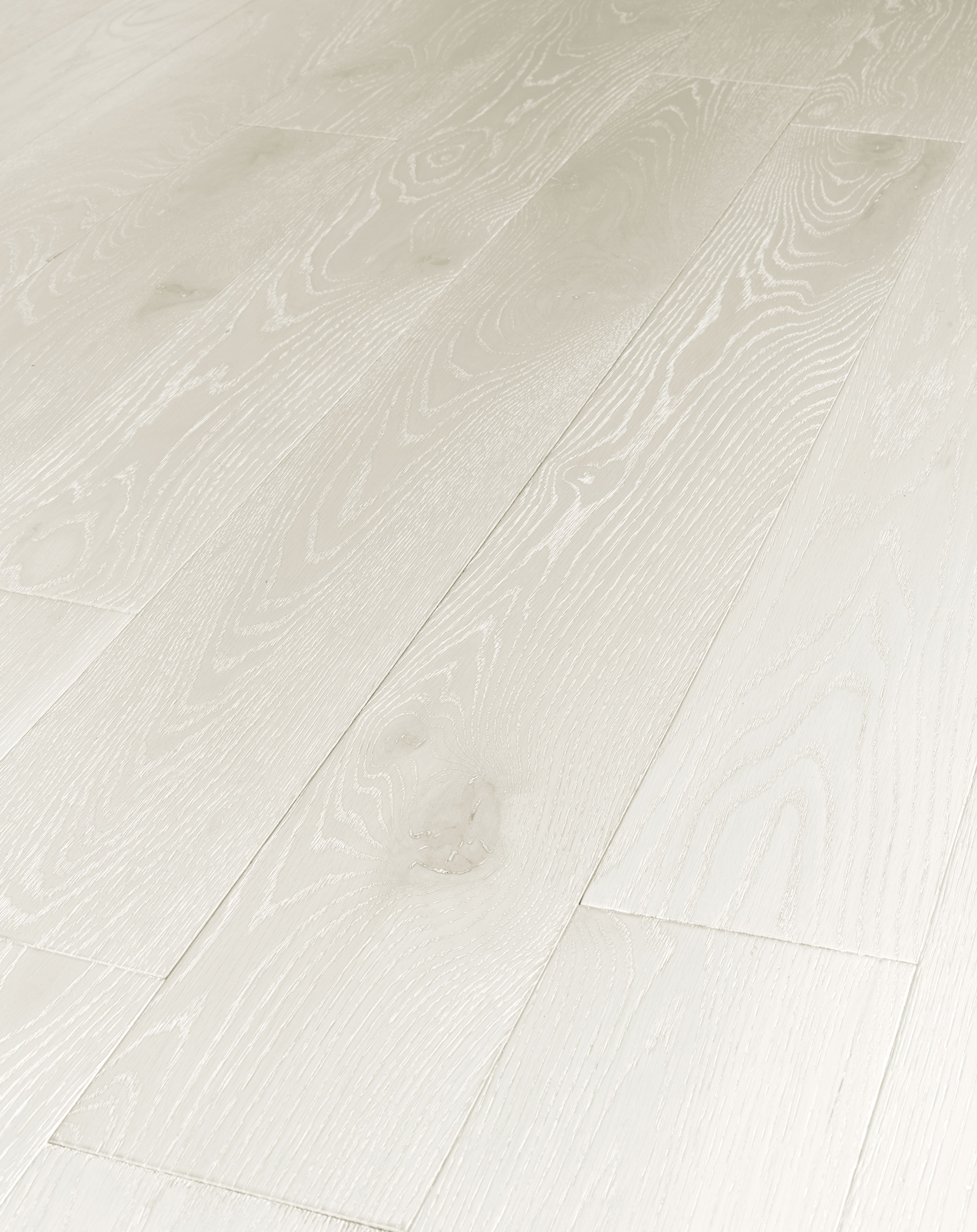 Wickes Prussian White Real Wood Top Layer Engineered Wood Flooring ...