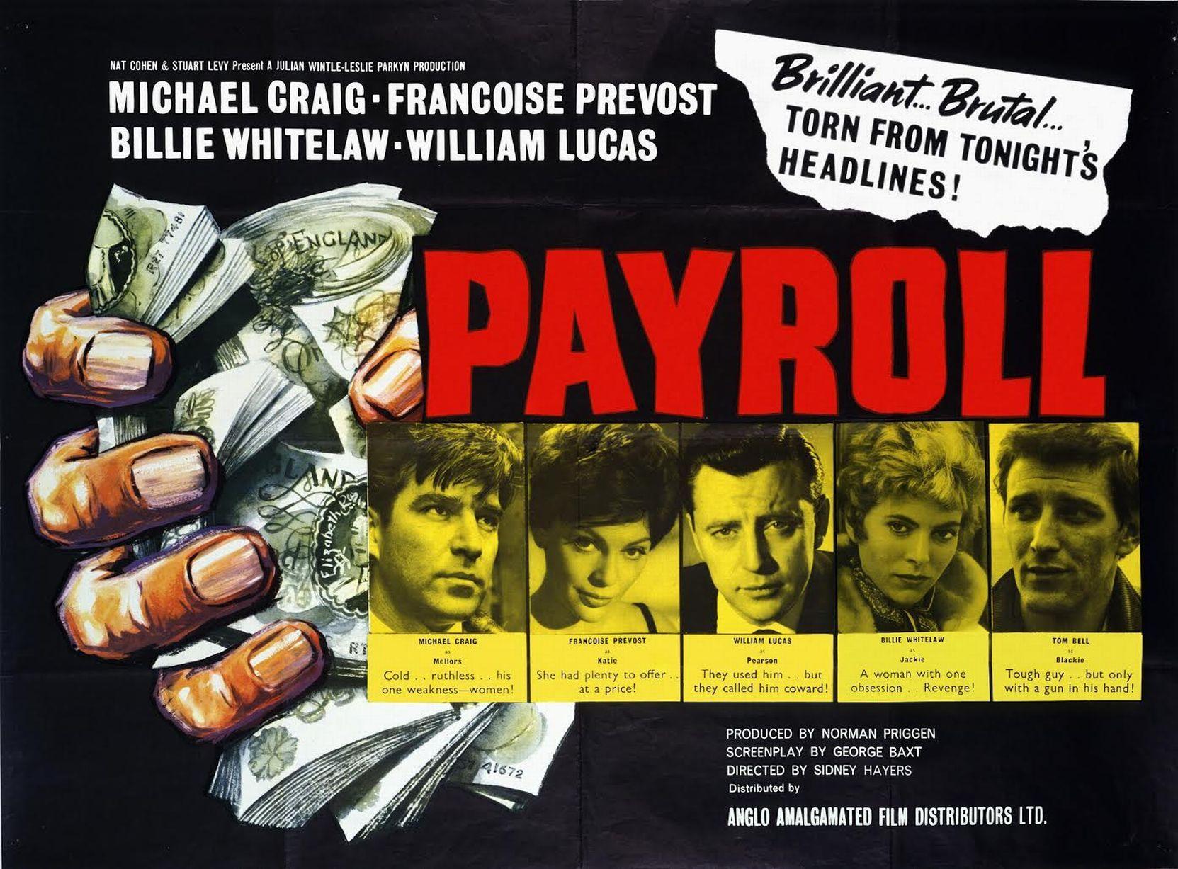 Payroll 1961 Payroll Poster Prints Poster Size Prints