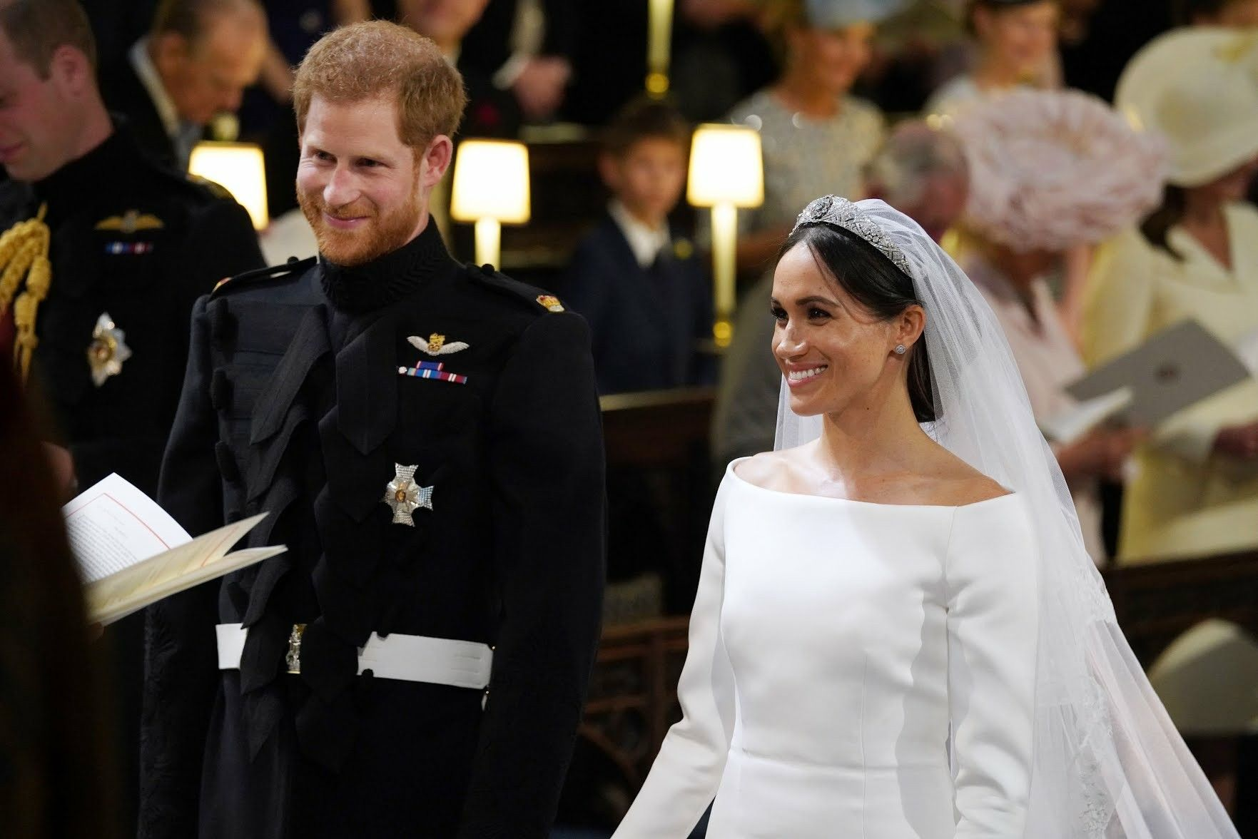 royal wedding prince harry and meghan markle beautiful brides