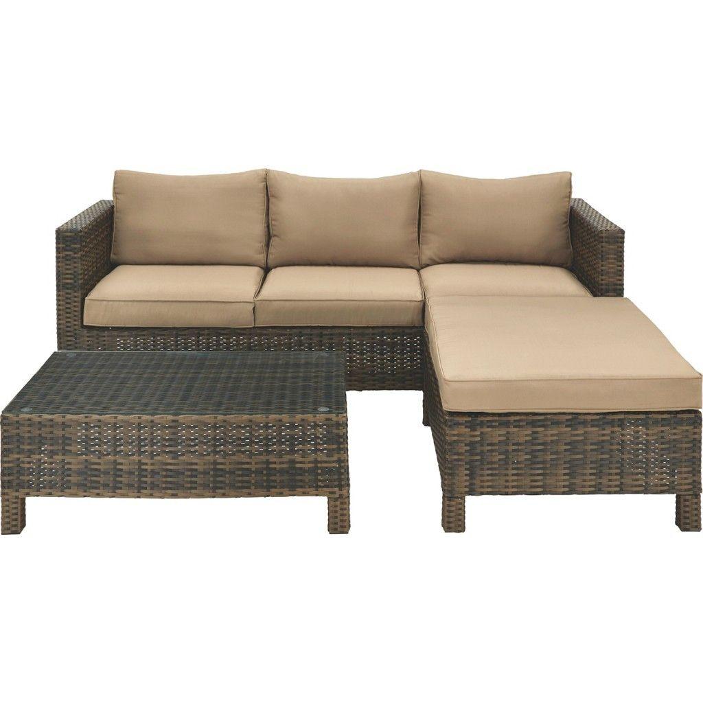 Ambia Möbel ambia garden loungegarnitur braun braun jetzt bestellen unter