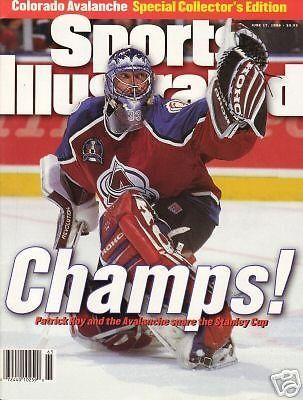 Colorado Avalanche Publication