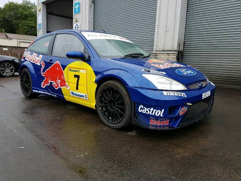 Ebay Ford Focus Rs Cosworth 4x4 Track Rally Car Rally Track Car Rally Car Ford Focus Rs Ford Focus