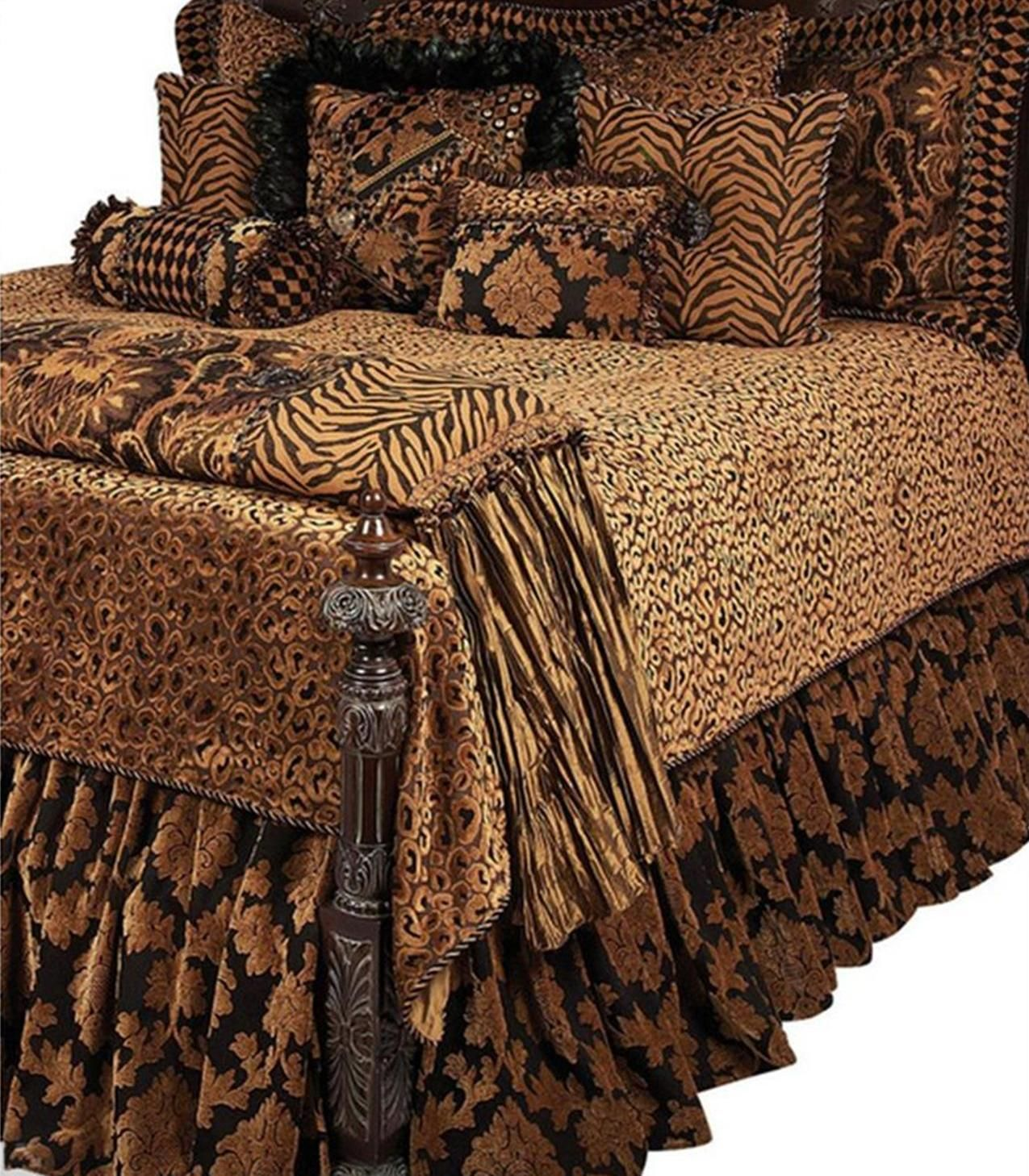 Luxury High End Bedding, Accent Pillows and Accessories by