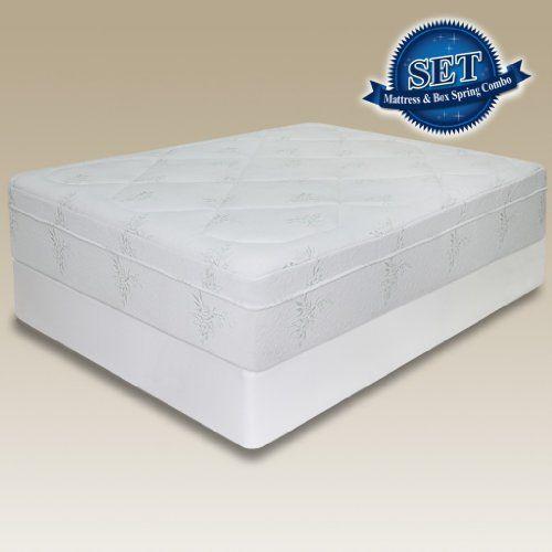 Best Sleep Master 12 Inch Memory Foam Mattress Set With Bi Fold 640 x 480