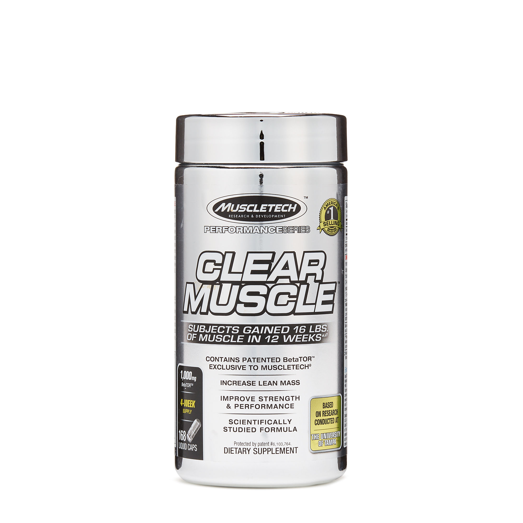 MuscleTech® Clear Muscle™ Muscle booster Muscle Growth hormone