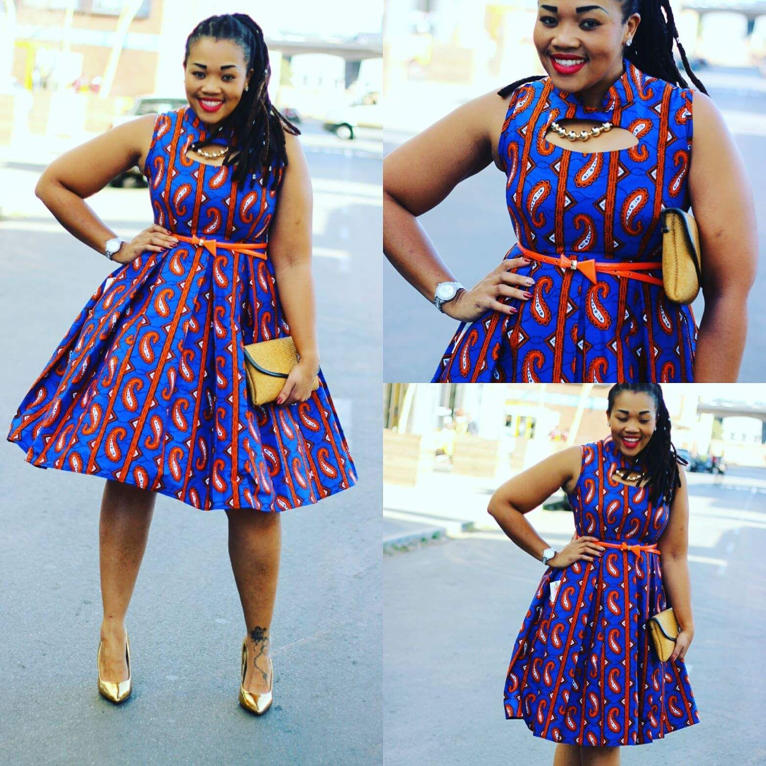 Pin by R. D. on Bow Afrika Fashions | Pinterest | African print ...