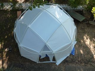 Worlds Strongest Dome Tents Tensegrity - Geodesic Tent Structures & Worlds Strongest Dome Tents: Tensegrity - Geodesic Tent Structures ...