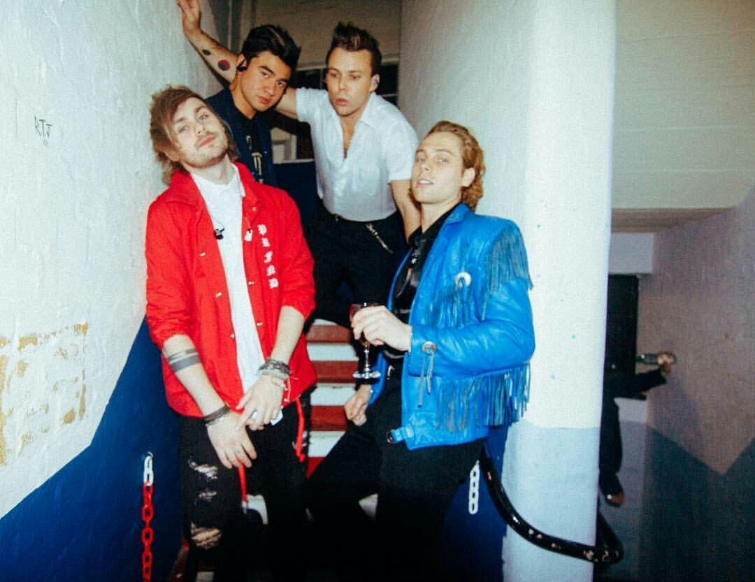 5SOS 2018 | 5 Seconds of Summer ❤❤❤ in 2019 | 5 seconds