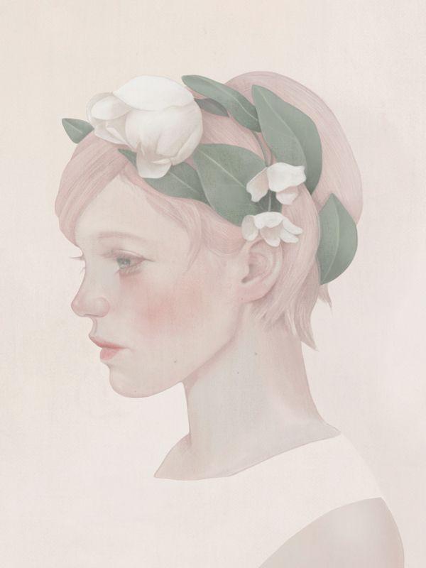 Les illustrations pastel de Hsiao-Ron Cheng