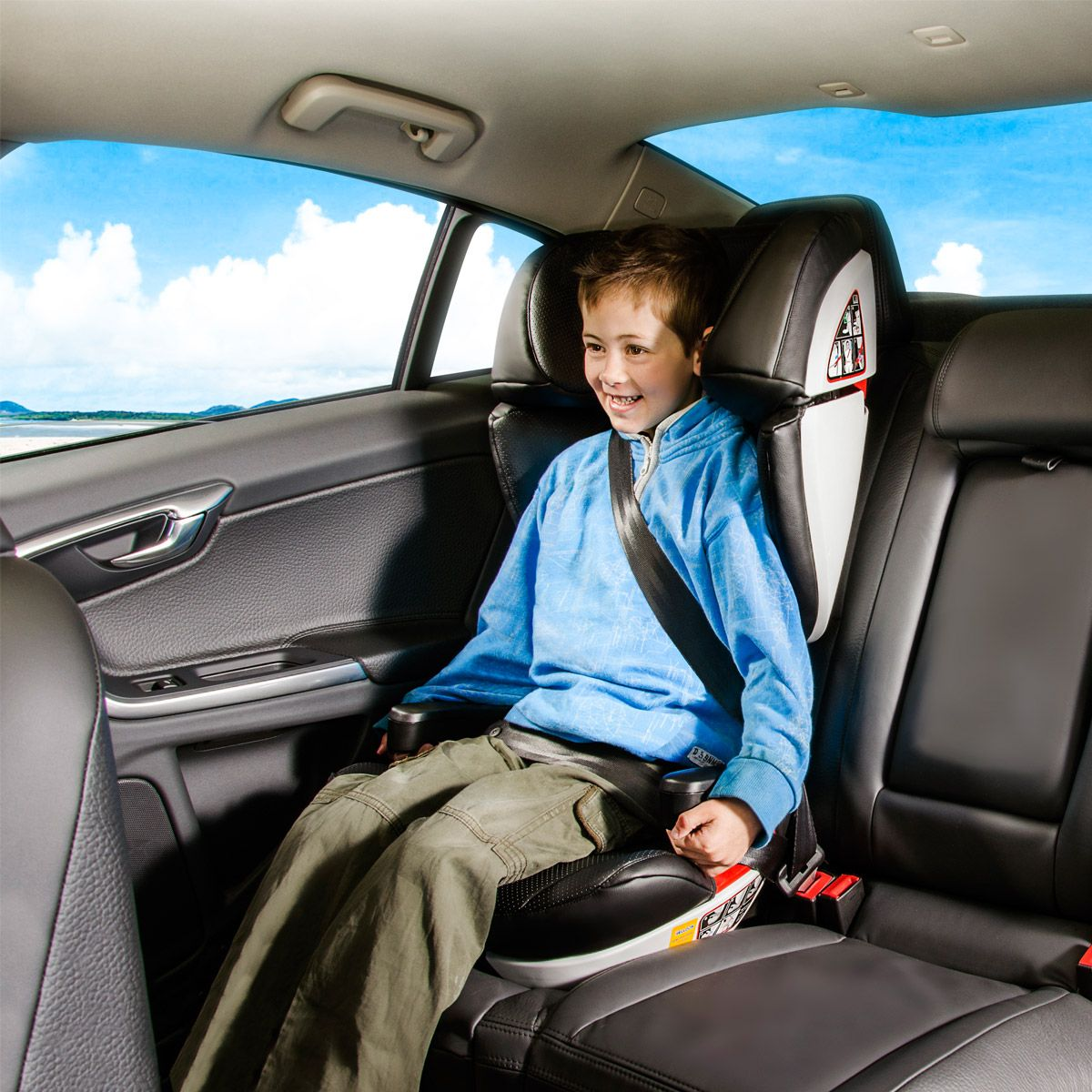 Pre2016 sport cocoon Kids booster seat, Car seat and