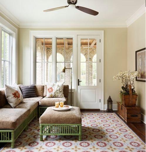 Beige Living Rooms, Family Room