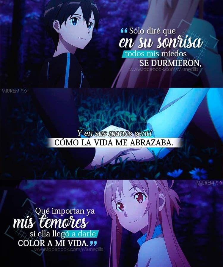 Pin En Frases Anime