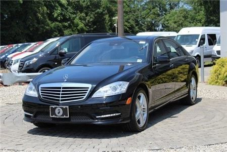 Certified 2013 Mercedes Benz S550 4matic Mercedes Benz S550