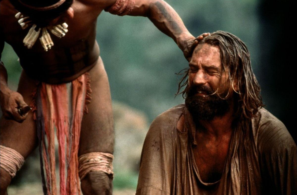 De Niro in The Mission Peliculas, Fotos, Cine