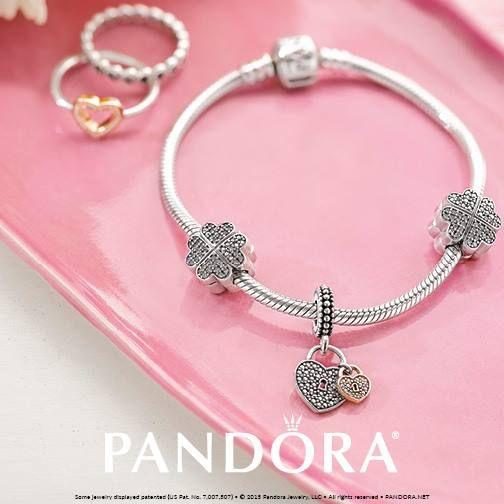 charm pandora clip stop