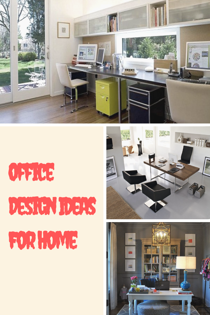 30 Office Design Ideas For Home Afayra