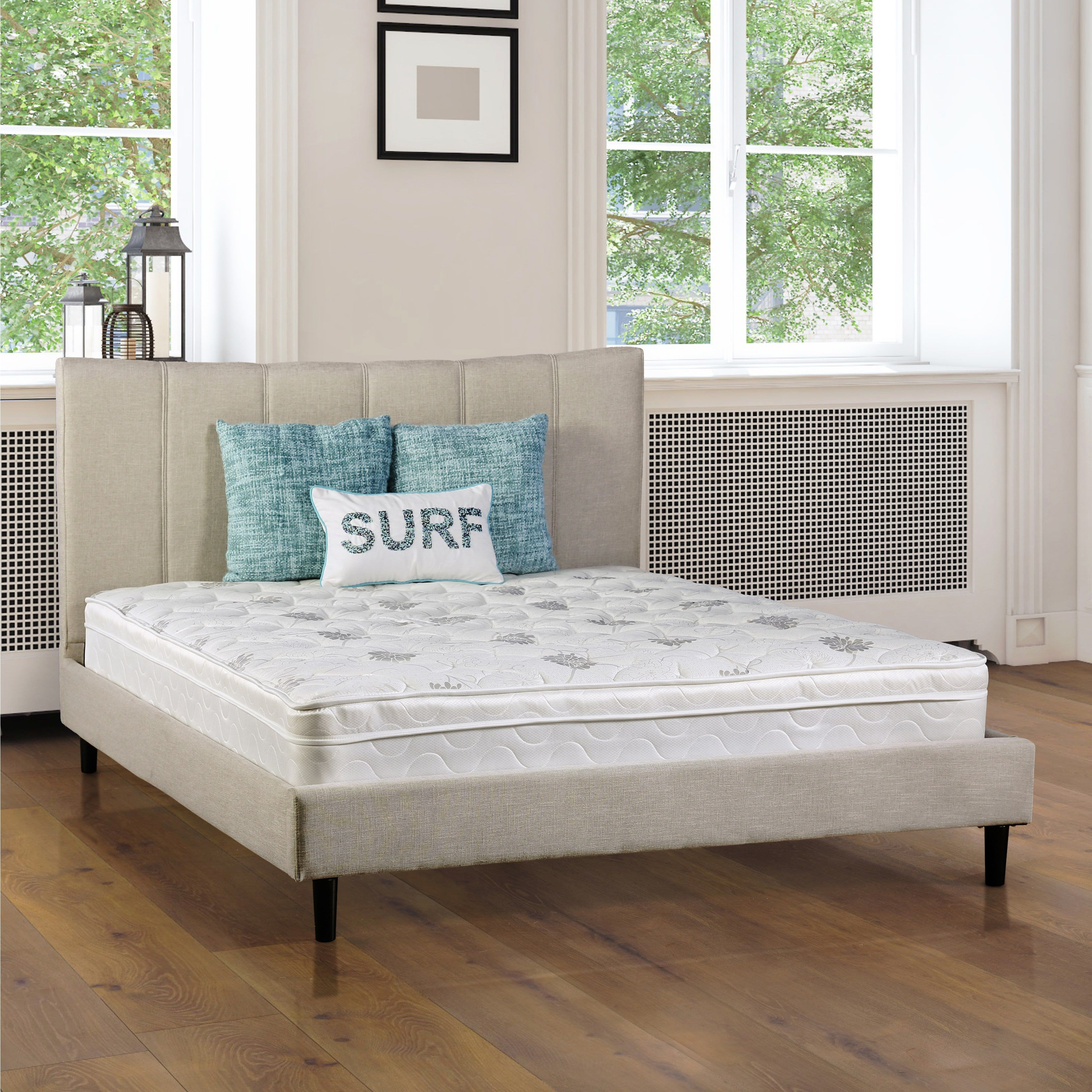 is piece with inch ultimate twin perfect trizone pin quilt dreamfoam dreams this bedding mattress size a crazy bed that