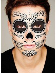 Easy Sugar Skull Makeup Men Google