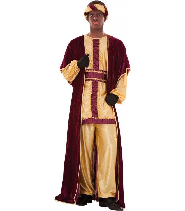 Disfraz Rey Baltasar Para Cabalgata Reyes En Sevilla Tienda