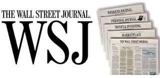 wall street journal에 대한 이미지 검색결과