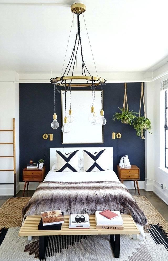 White Rooms With Accent Walls Bedroom Navy Gold Bedroom Blue