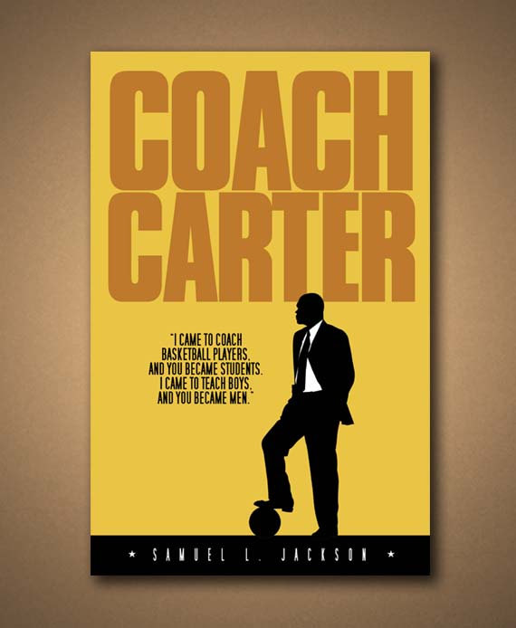 English As A Second Language Essay Coach Carter Movie Quote Poster Art Print By Mancavesportssigns English Essay Com also English Essay Topics For Students Coach Carter Movie Quote Poster Art Print By Mancavesportssigns  Essay Writing Topics For High School Students