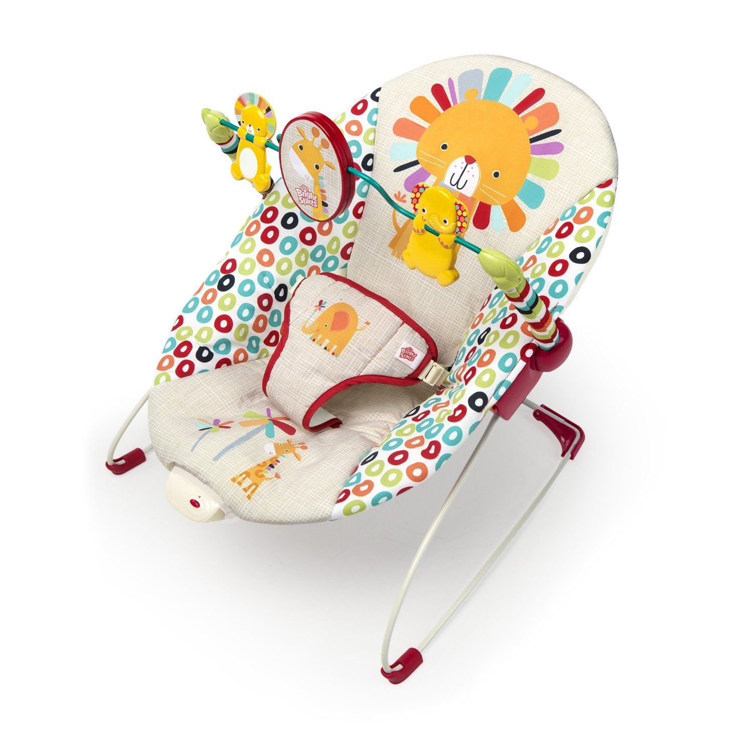 Bright Starts Playful Pinwheels Bouncer ly $17 84 reg $32 99