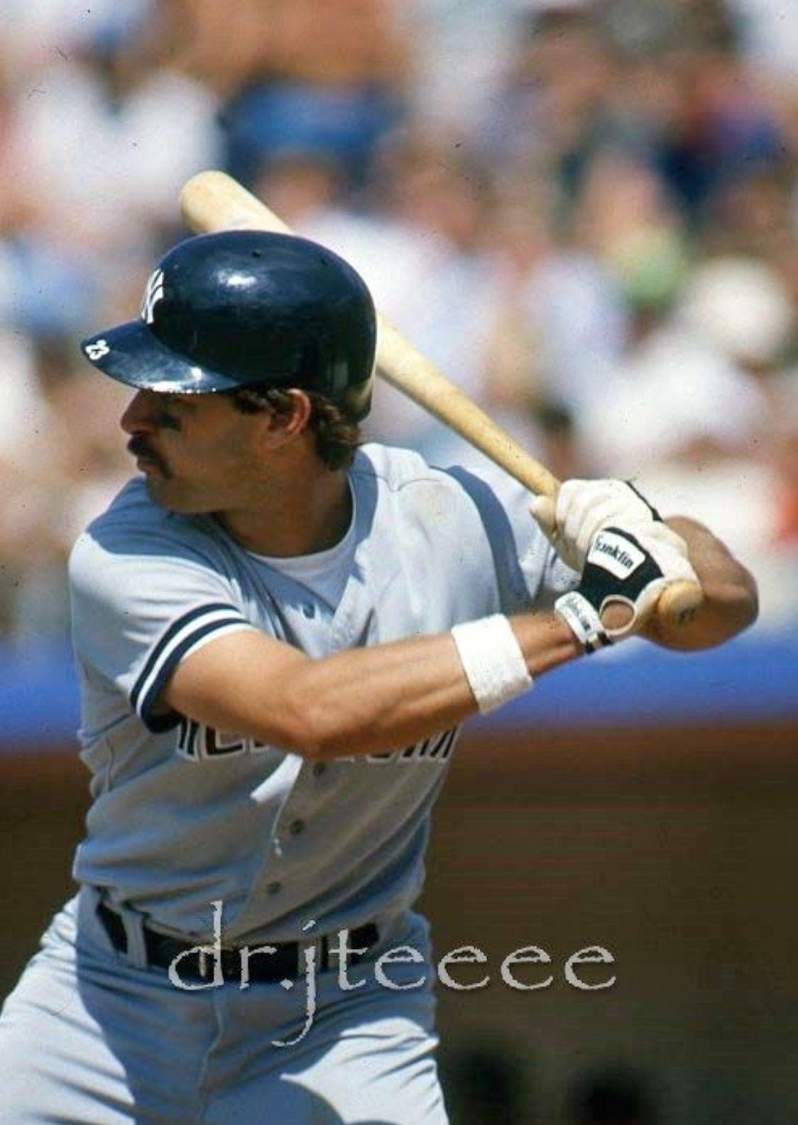 Don Mattingly New York Yankees Yankees Baseball Don Mattingly New York Yankees