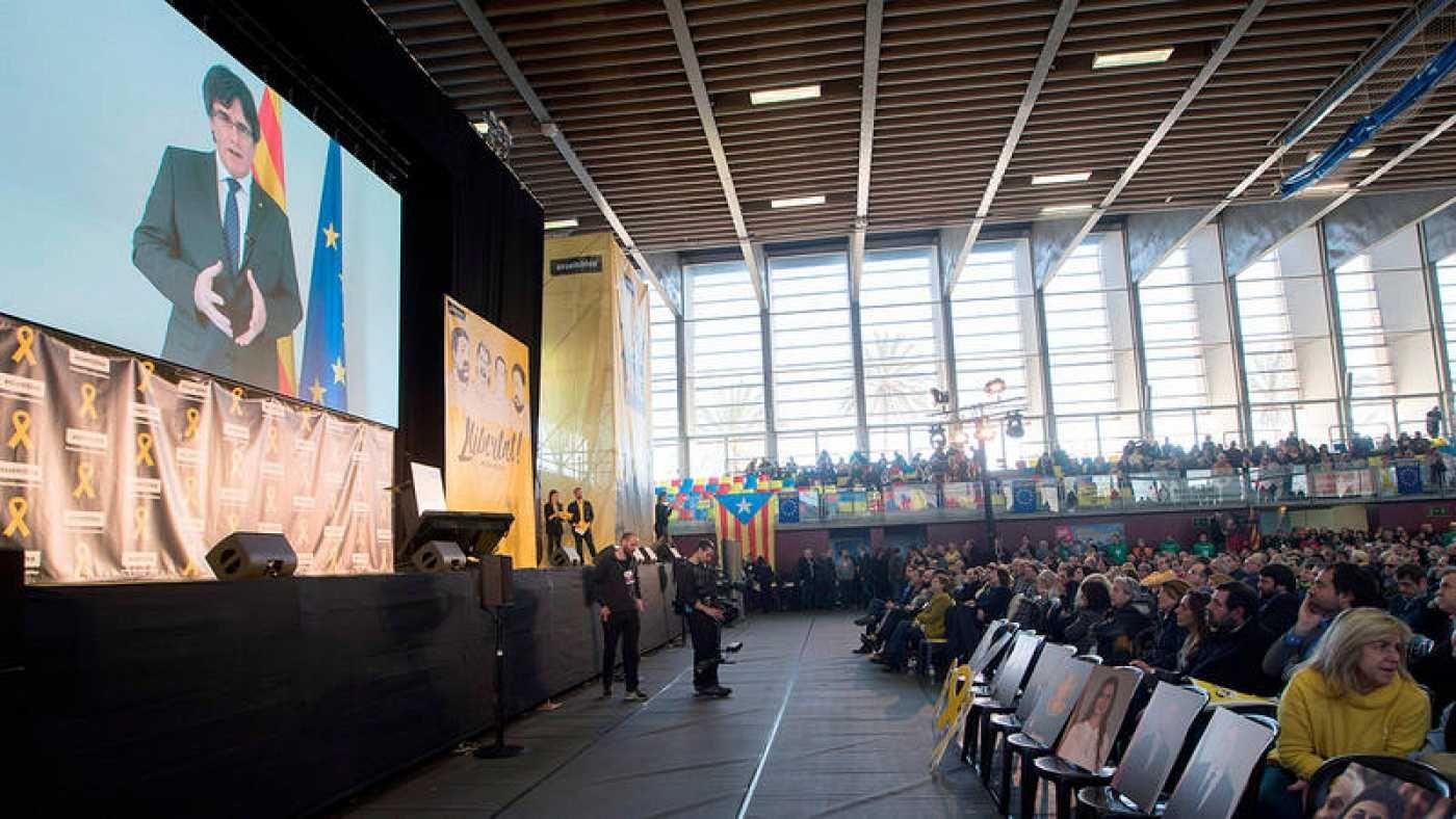 Junts per Catalunya y ERC prevén una Asamblea de