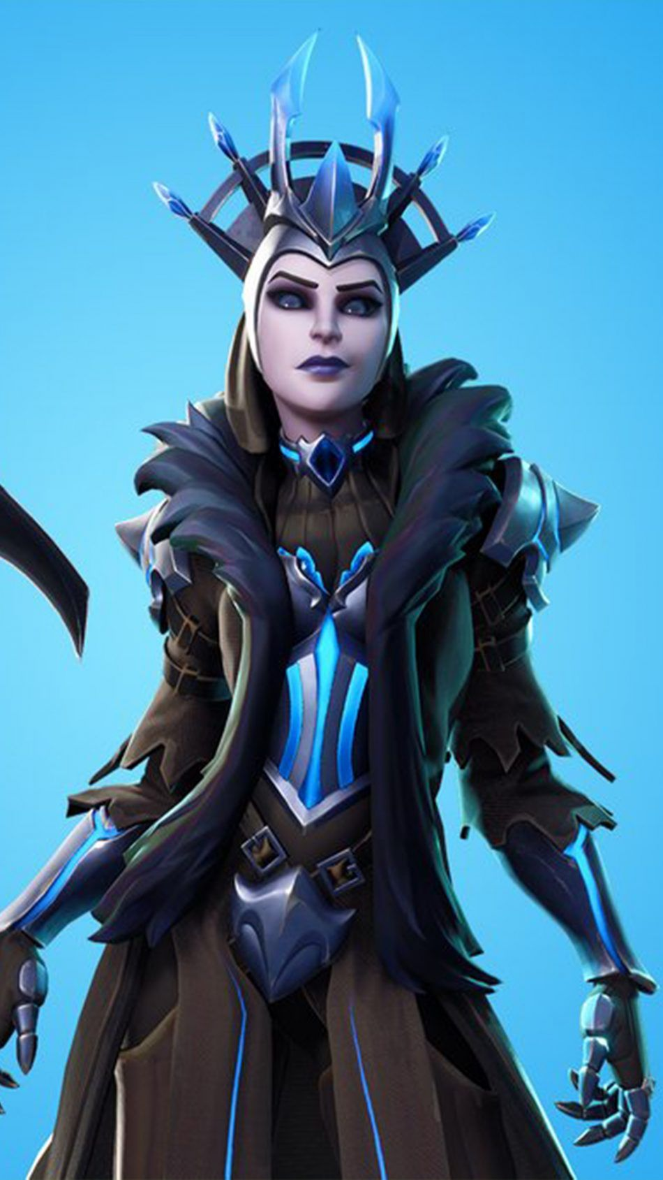 Ice Queen Fortnite Fortnite Wallpapers Ice Queen Ice Gaming
