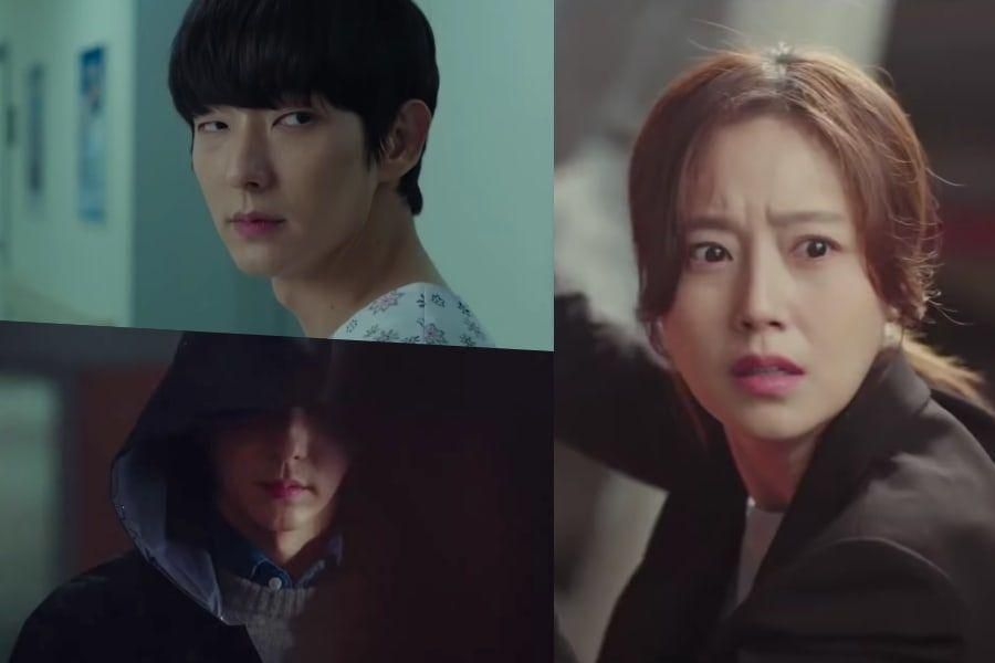"""Watch: Lee Joon Gi Stops At Nothing To Hide His True Identity From Moon Chae Won In """"Flower Of Evil"""" Teaser"""