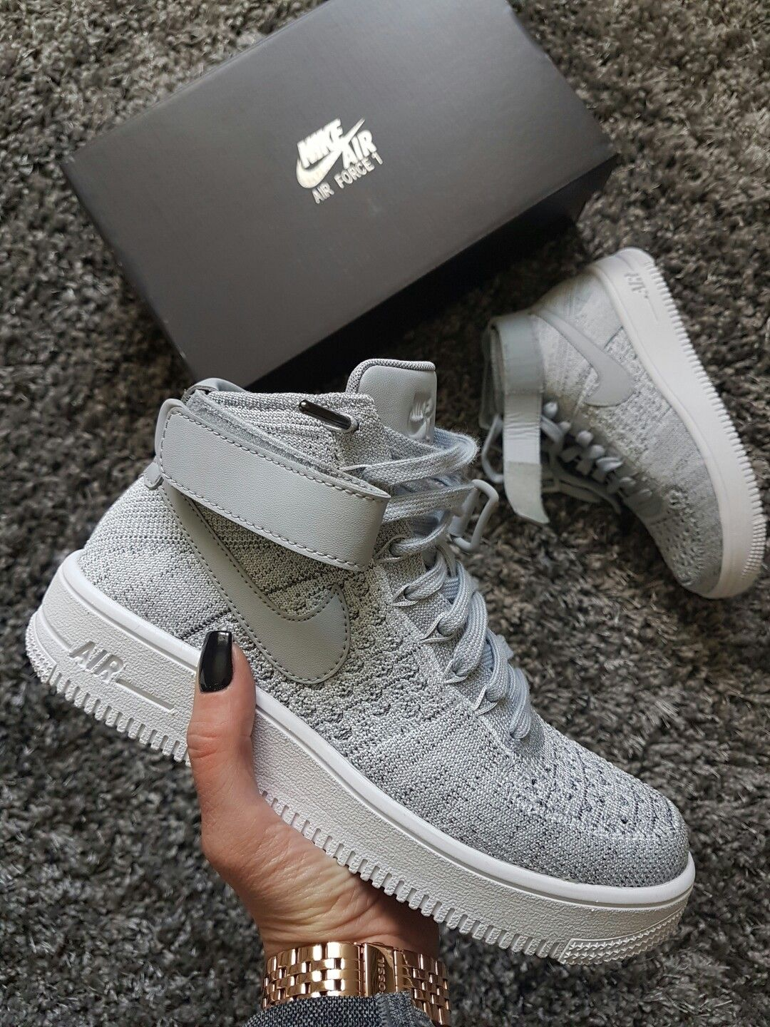 brand new 11a39 f2299 ... new zealand nike air force 1 mid more photos mraze85 instagram ca646  abf78