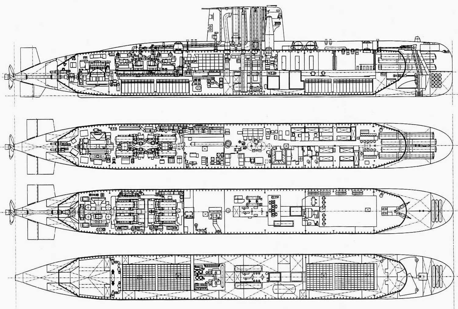U209- Detailed drawing | Modern Warships | Pinterest | Military equipment
