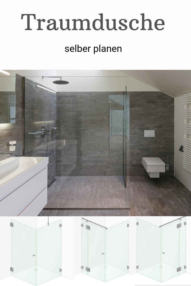 Planen Sie Fur Ihr Neues Badezimmer Die Duschkabine Selbst Die Neuen Online Tools Von Glasprofi24 Machen Es Ihnen Einfach Aufb Dusche Traumdusche Duschkabine