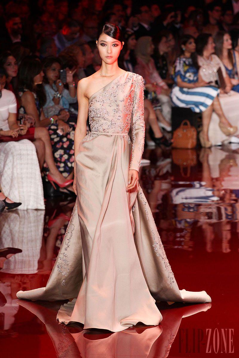 Elie Saab - Couture - | fashion dresses | Pinterest