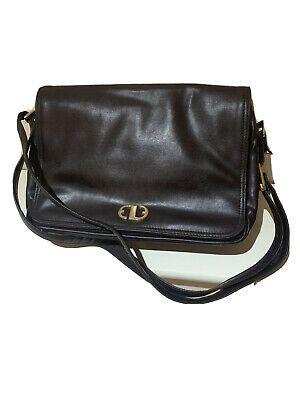 Photo of Details about Brown Medium Shoulder Bag