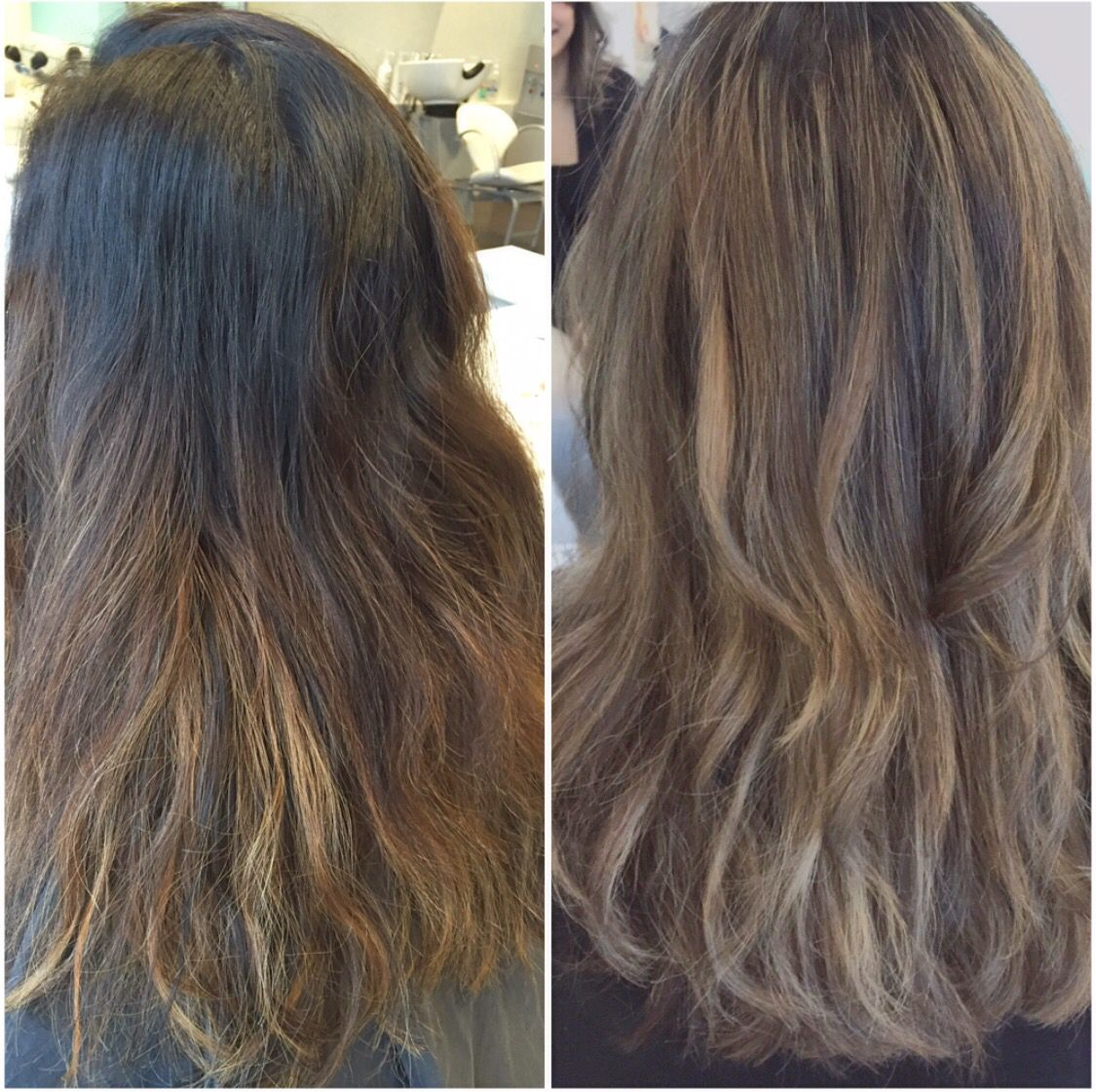 Root touch upblended and toned up her previously grown out root touch upblended and toned up her previously grown out highlights pmusecretfo Gallery