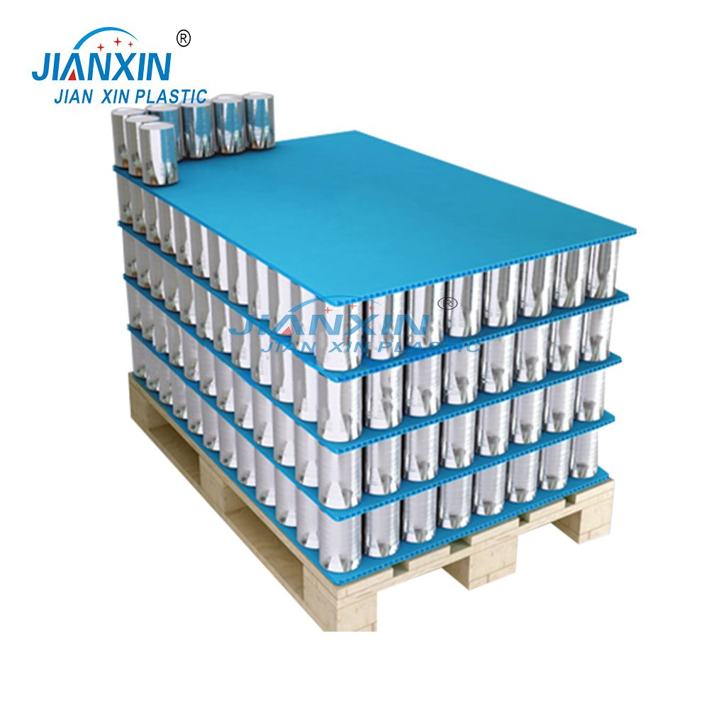 Corrugated Plastic Layer Pads Blue Coroplast Sheet 4 8 Corrugated Plastic Corrugated Plastic Sheets Corrugated Plastic Panels