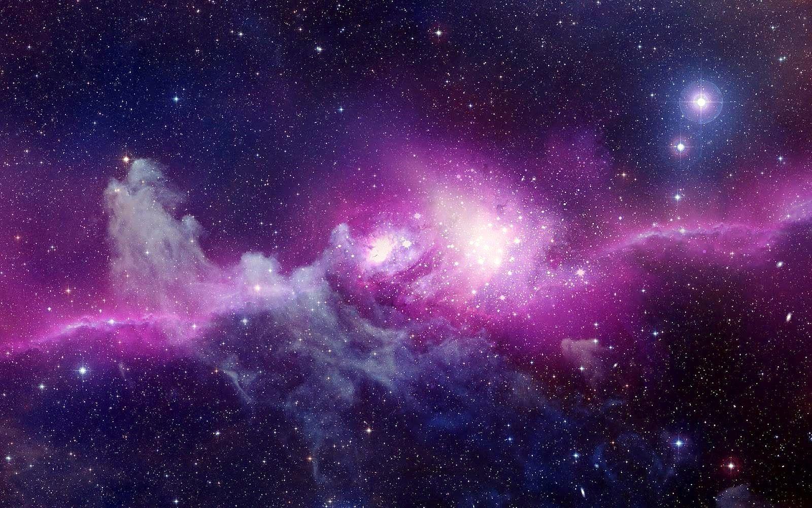 Purple Stars Galaxy Purple Stars Wallpaper Galaxy 배경화면 배경 컴퓨터 배경화면