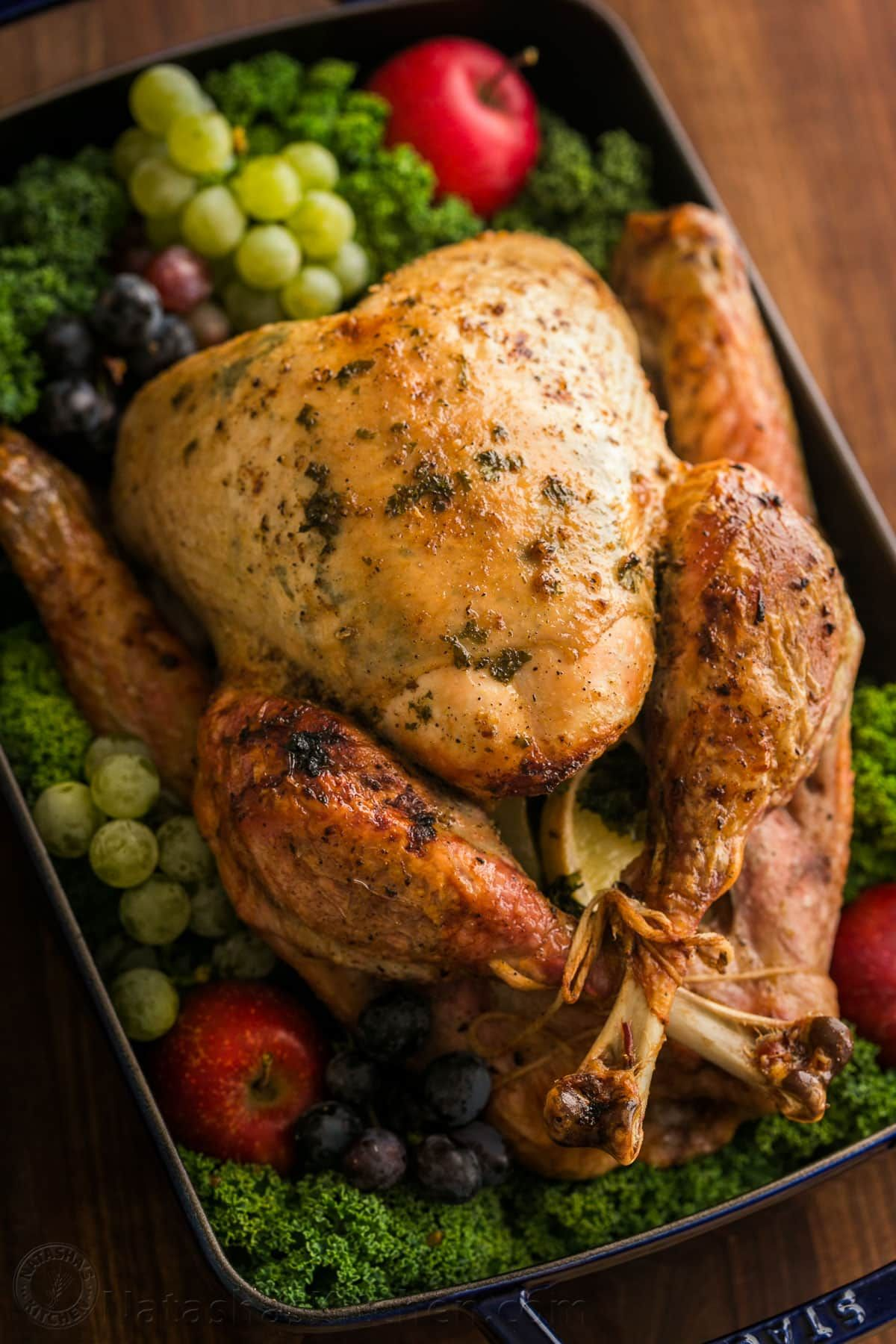 Making A Juicy And Flavorful Thanksgiving Turkey Is Easier Than