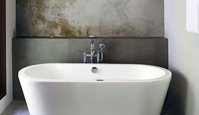 Badkamer Beton Interieur : Betonnen badkamers badkamers waterleidingen en