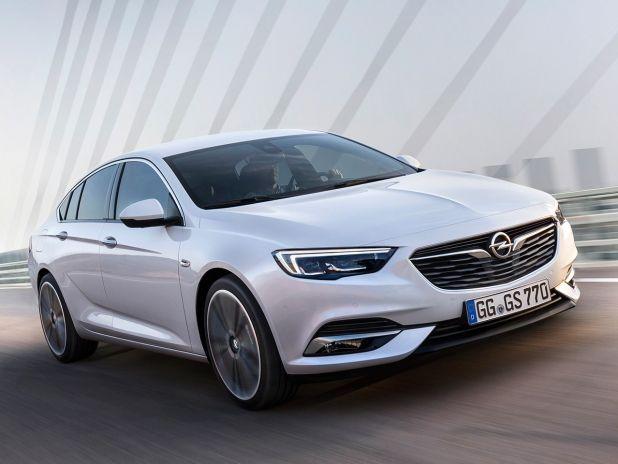 Opel Insignia 2017 Preis Motor Auto Neuheiten Buick Regal Autozeitung