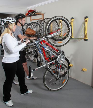 Compact Vertical Bike Rack Wall Mount Storeyourboard Com